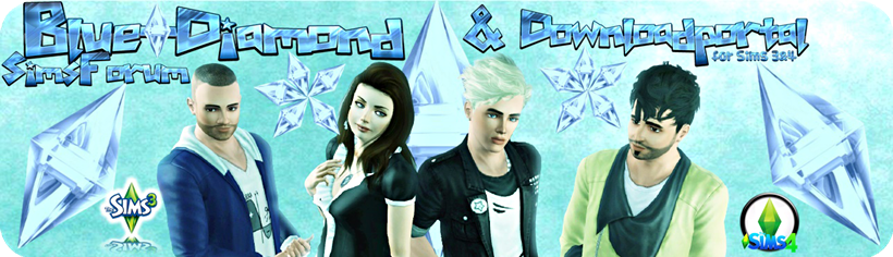 Blue-DiamondSimsForum - Downloadportal for Sims 3 & 4
